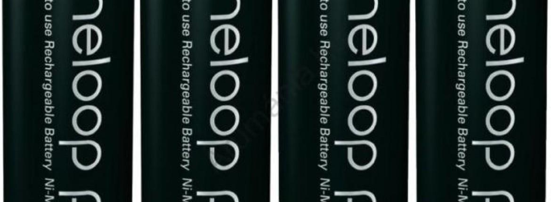 Az Eneloop Pro 2500 mAh AA akkumulátor jellemzői