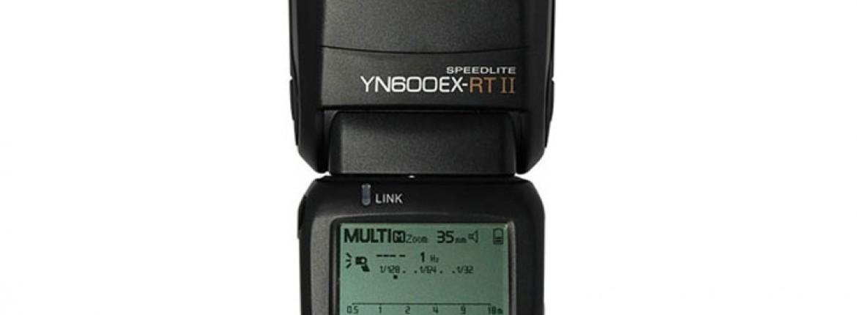 Yongnuo YN 600 EX-RT II rendszervaku jellemzői