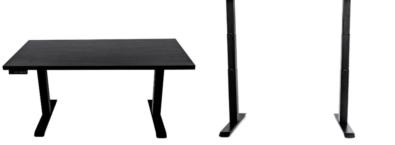 Elektromosan állítható magasságú íróasztal