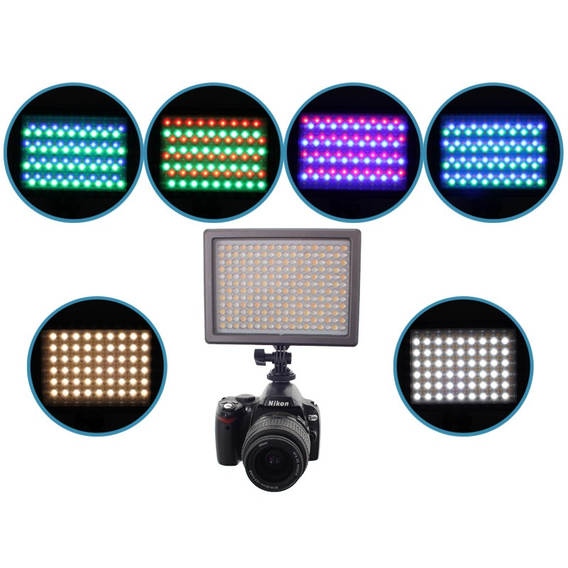 NANGUANG RGB66 led panel 3200-5600K