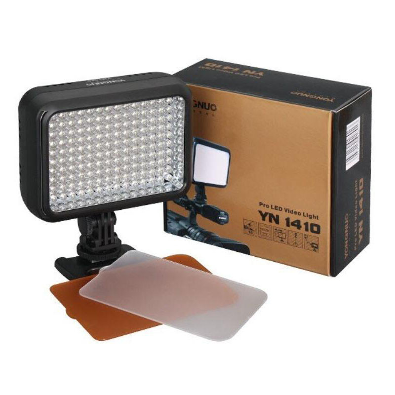 Yongnuo YN-1410 LED panel, videólámpa