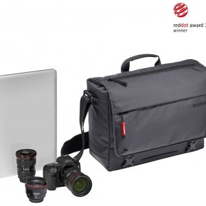Manfrotto Manhattan speedy-10 messenger táska DSLR/MILC-hez (MB MN-M-SD-10)