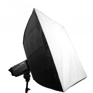 Bowens softbox 60x90cm aluminum gyűrű adapterrel